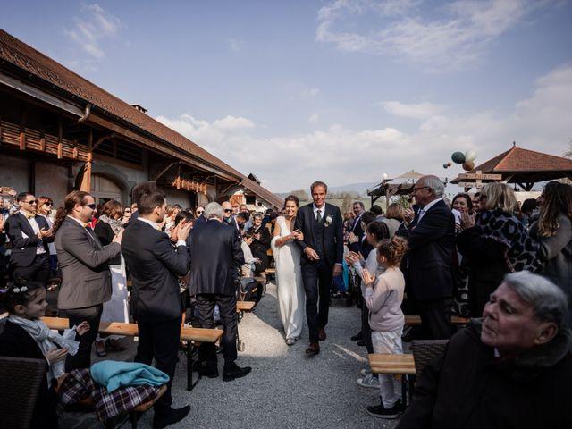 Le mariage de Jean-Baptiste et Sara à Aix-les-Bains, Savoie 51
