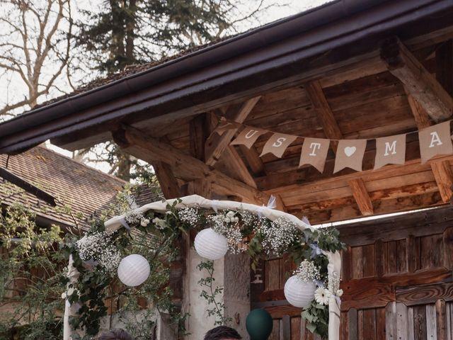 Le mariage de Jean-Baptiste et Sara à Aix-les-Bains, Savoie 54