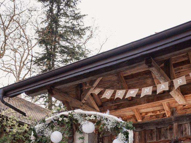 Le mariage de Jean-Baptiste et Sara à Aix-les-Bains, Savoie 56