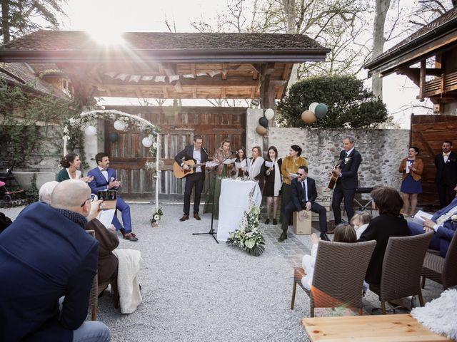 Le mariage de Jean-Baptiste et Sara à Aix-les-Bains, Savoie 58