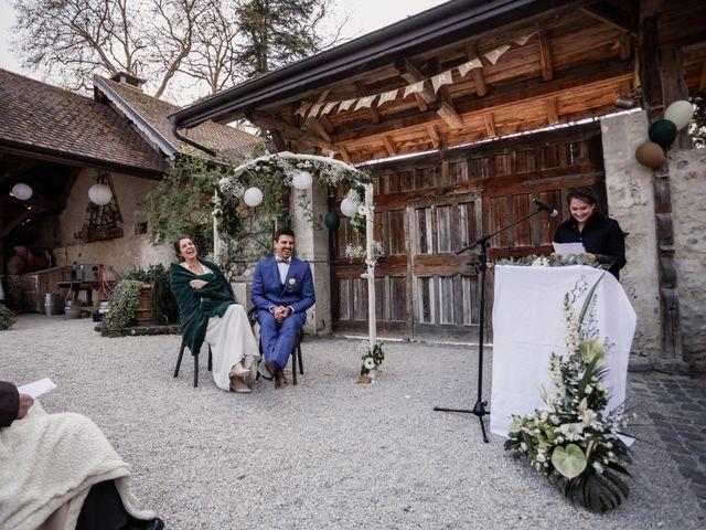 Le mariage de Jean-Baptiste et Sara à Aix-les-Bains, Savoie 60