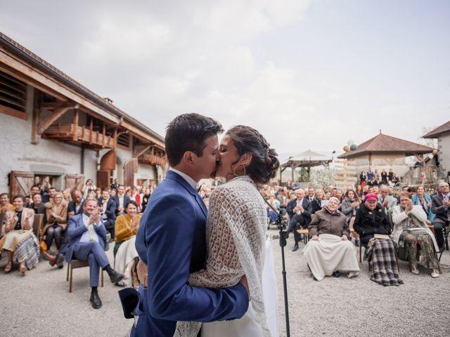 Le mariage de Jean-Baptiste et Sara à Aix-les-Bains, Savoie 63