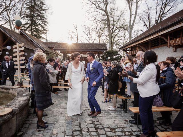 Le mariage de Jean-Baptiste et Sara à Aix-les-Bains, Savoie 64