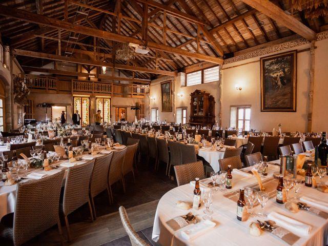 Le mariage de Jean-Baptiste et Sara à Aix-les-Bains, Savoie 70