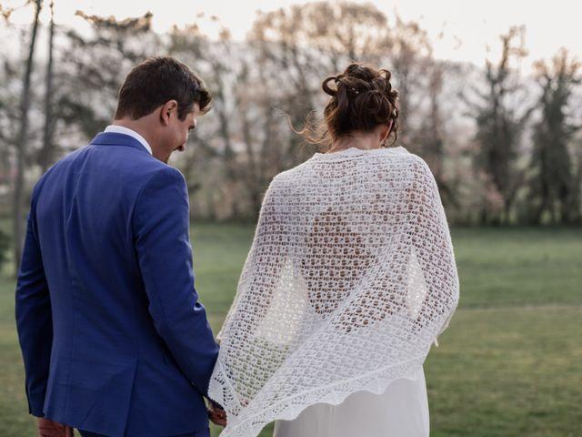 Le mariage de Jean-Baptiste et Sara à Aix-les-Bains, Savoie 73