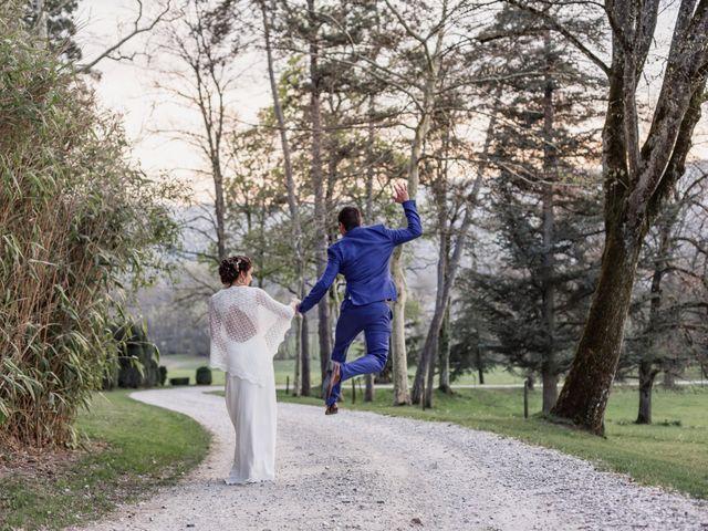 Le mariage de Jean-Baptiste et Sara à Aix-les-Bains, Savoie 74