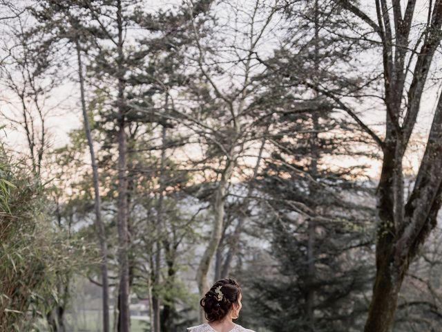 Le mariage de Jean-Baptiste et Sara à Aix-les-Bains, Savoie 76