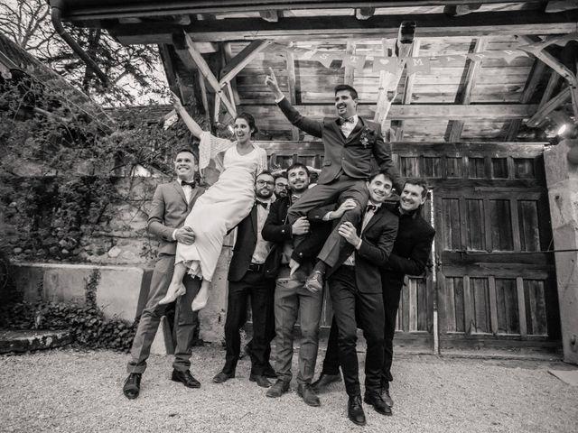 Le mariage de Jean-Baptiste et Sara à Aix-les-Bains, Savoie 78