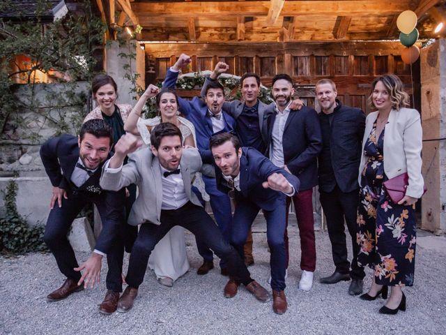 Le mariage de Jean-Baptiste et Sara à Aix-les-Bains, Savoie 79