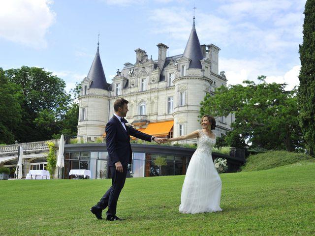 Le mariage de François et Carolina à Tours, Indre-et-Loire 2