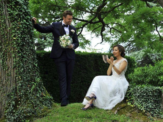 Le mariage de François et Carolina à Tours, Indre-et-Loire 3