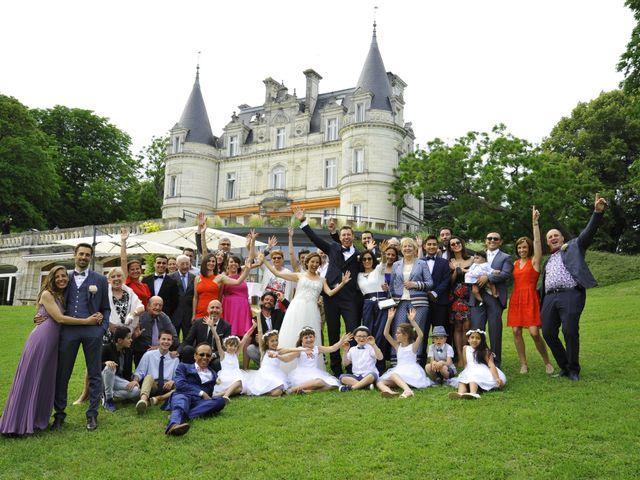 Le mariage de François et Carolina à Tours, Indre-et-Loire 7