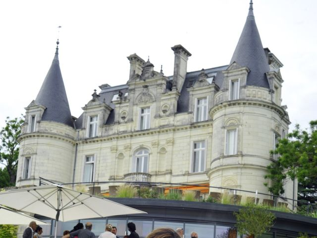 Le mariage de François et Carolina à Tours, Indre-et-Loire 9