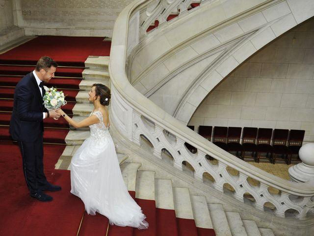 Le mariage de François et Carolina à Tours, Indre-et-Loire 11