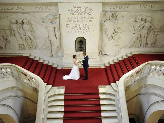 Le mariage de François et Carolina à Tours, Indre-et-Loire 12