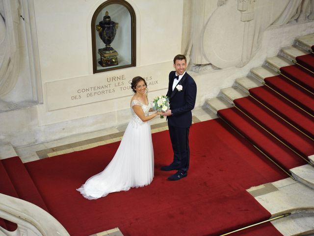 Le mariage de François et Carolina à Tours, Indre-et-Loire 13