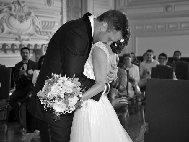 Le mariage de François et Carolina à Tours, Indre-et-Loire 16