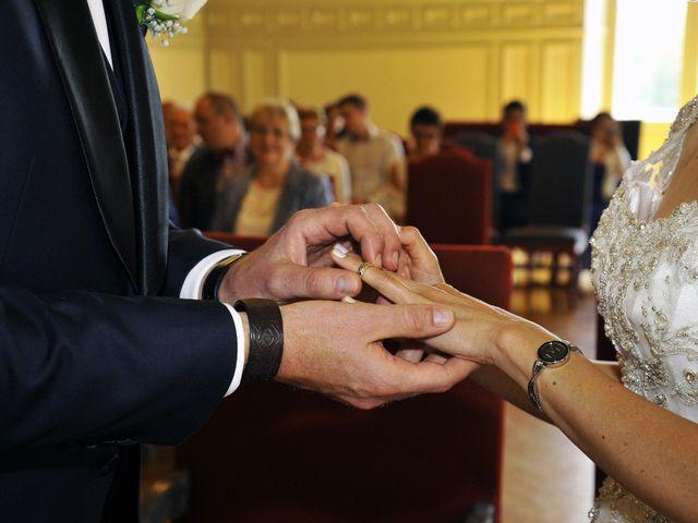 Le mariage de François et Carolina à Tours, Indre-et-Loire 17