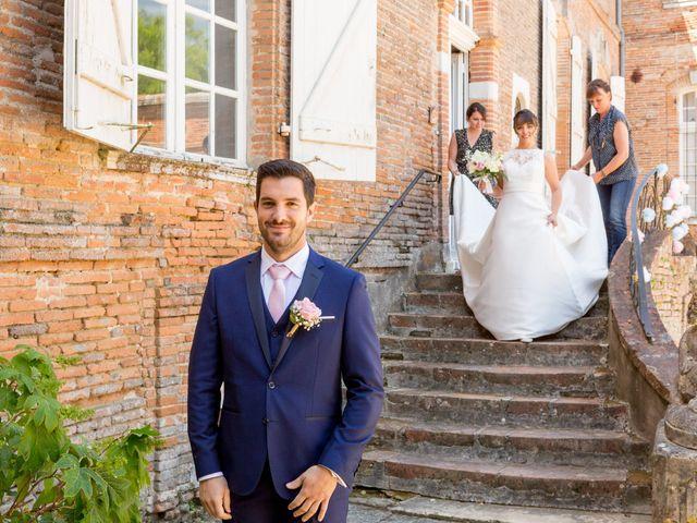 Le mariage de Simon et Elodie à Segreville, Haute-Garonne 26