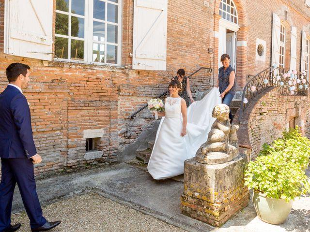 Le mariage de Simon et Elodie à Segreville, Haute-Garonne 27