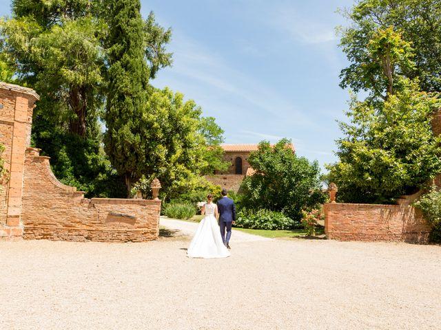 Le mariage de Simon et Elodie à Segreville, Haute-Garonne 29