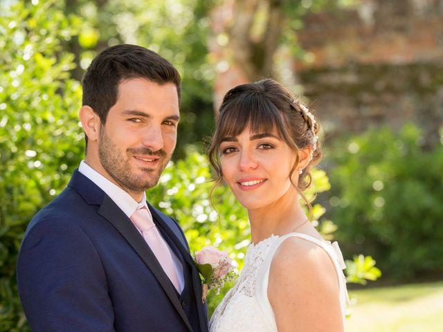 Le mariage de Simon et Elodie à Segreville, Haute-Garonne 32