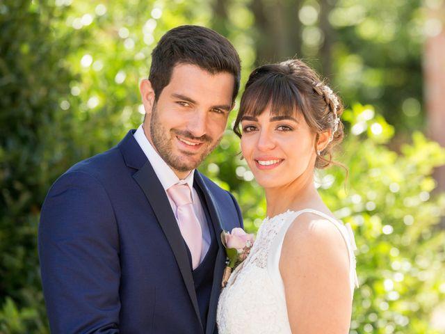 Le mariage de Simon et Elodie à Segreville, Haute-Garonne 33