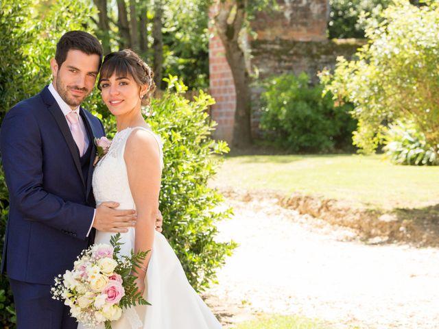 Le mariage de Simon et Elodie à Segreville, Haute-Garonne 1
