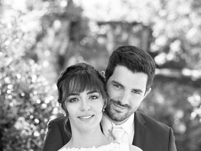 Le mariage de Simon et Elodie à Segreville, Haute-Garonne 34