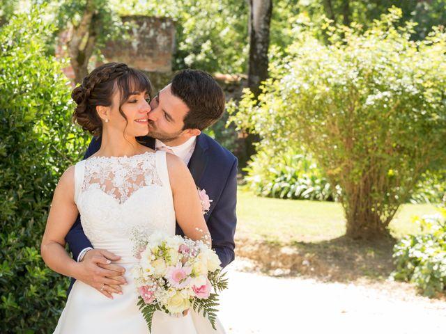 Le mariage de Simon et Elodie à Segreville, Haute-Garonne 35
