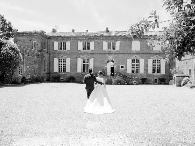 Le mariage de Simon et Elodie à Segreville, Haute-Garonne 2