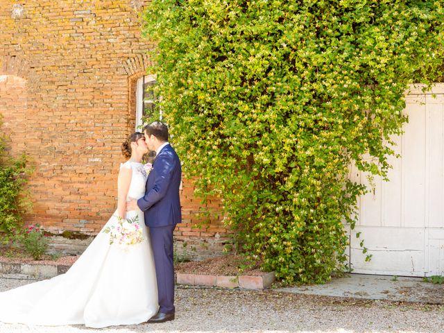 Le mariage de Simon et Elodie à Segreville, Haute-Garonne 36