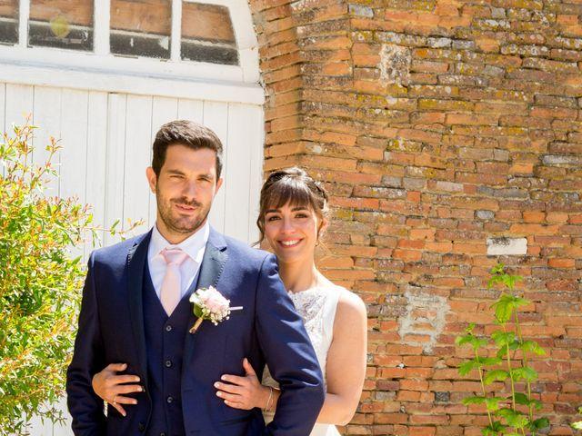 Le mariage de Simon et Elodie à Segreville, Haute-Garonne 38