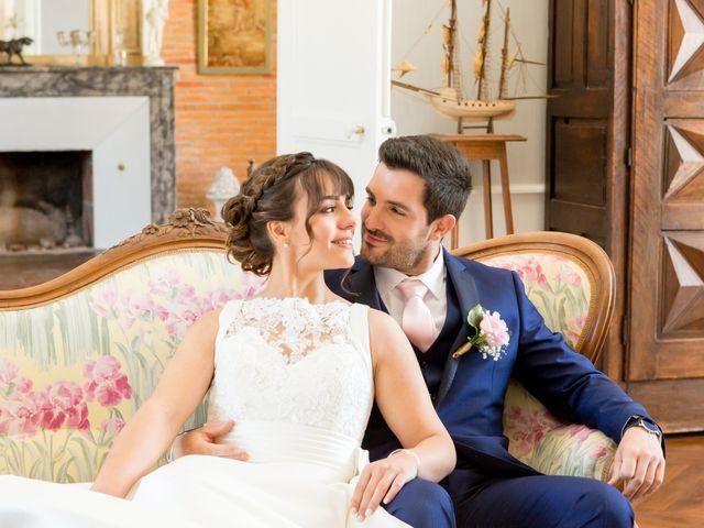 Le mariage de Simon et Elodie à Segreville, Haute-Garonne 44
