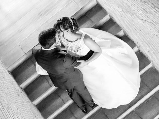 Le mariage de Elodie et Simon