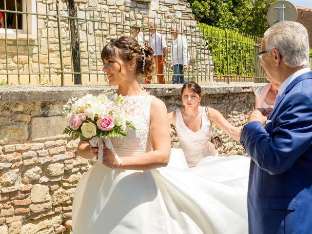 Le mariage de Simon et Elodie à Segreville, Haute-Garonne 54
