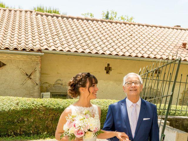Le mariage de Simon et Elodie à Segreville, Haute-Garonne 57