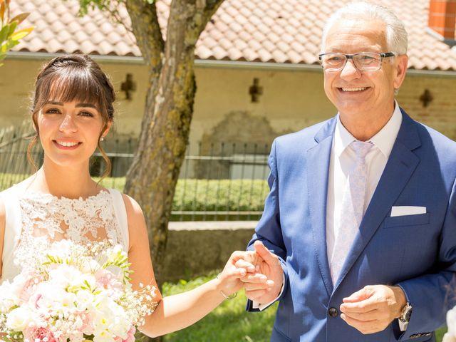 Le mariage de Simon et Elodie à Segreville, Haute-Garonne 58