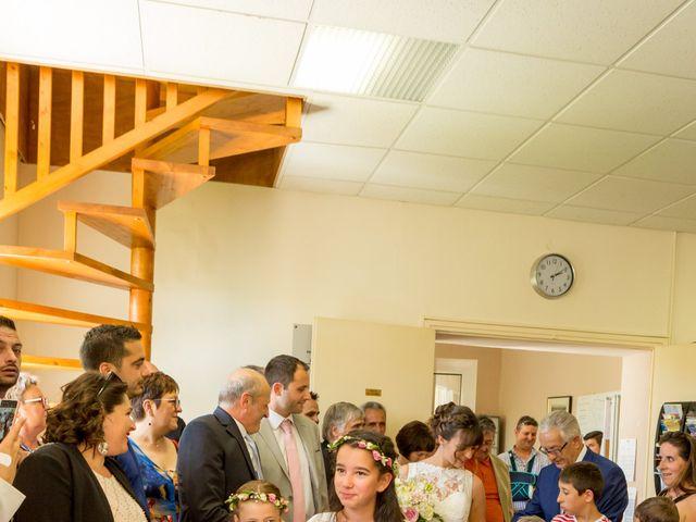 Le mariage de Simon et Elodie à Segreville, Haute-Garonne 59