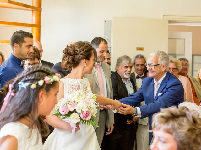 Le mariage de Simon et Elodie à Segreville, Haute-Garonne 60