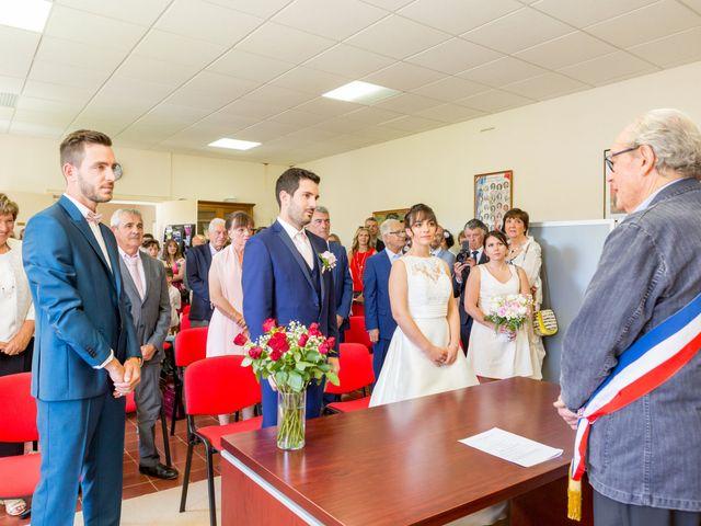 Le mariage de Simon et Elodie à Segreville, Haute-Garonne 65