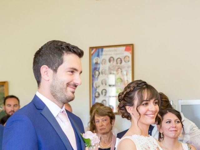 Le mariage de Simon et Elodie à Segreville, Haute-Garonne 69