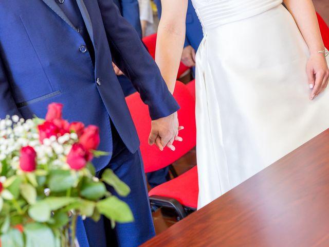 Le mariage de Simon et Elodie à Segreville, Haute-Garonne 72