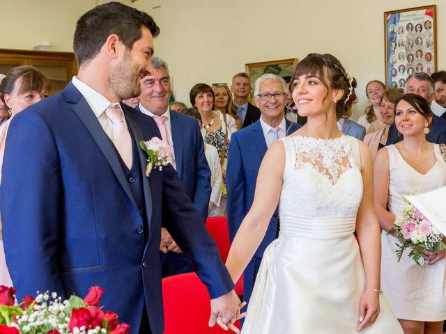 Le mariage de Simon et Elodie à Segreville, Haute-Garonne 73