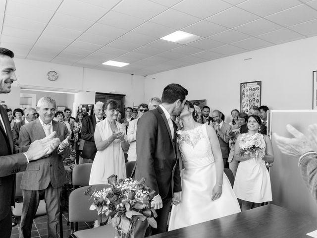 Le mariage de Simon et Elodie à Segreville, Haute-Garonne 74