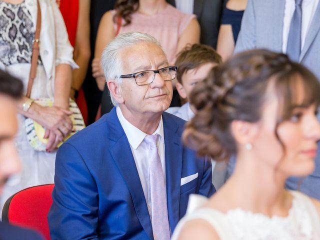 Le mariage de Simon et Elodie à Segreville, Haute-Garonne 77