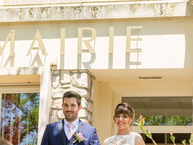 Le mariage de Simon et Elodie à Segreville, Haute-Garonne 93