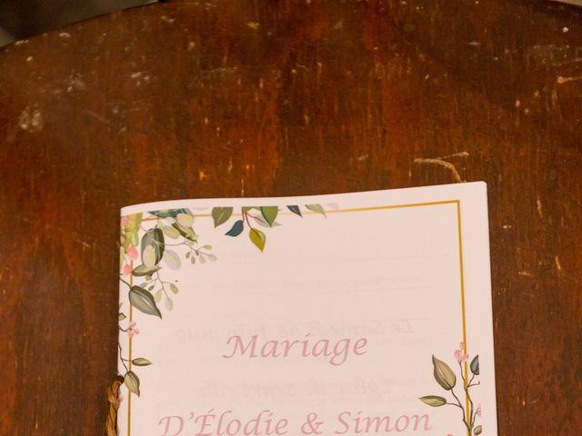 Le mariage de Simon et Elodie à Segreville, Haute-Garonne 98