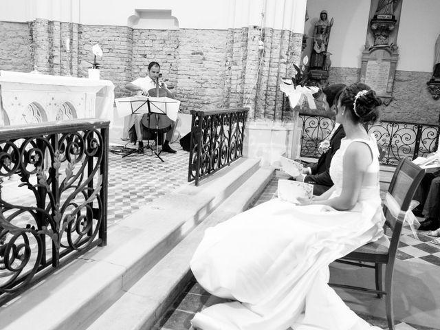 Le mariage de Simon et Elodie à Segreville, Haute-Garonne 123