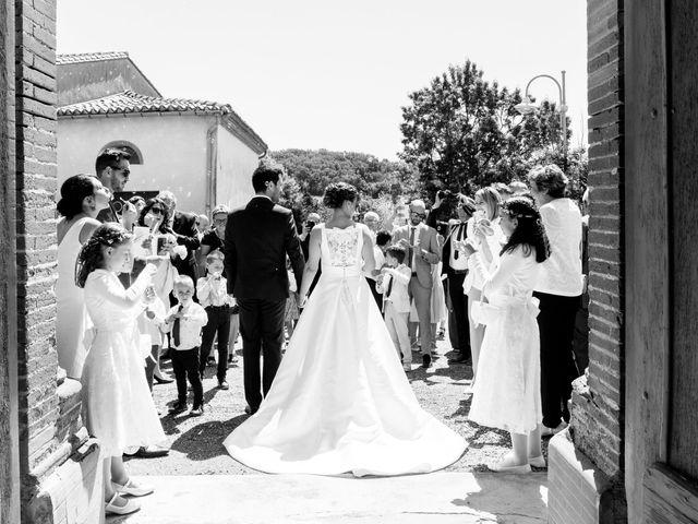 Le mariage de Simon et Elodie à Segreville, Haute-Garonne 142